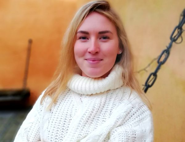 Cecilie - Receptionist